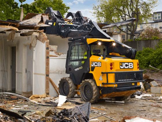 JCB Demolition Attachment