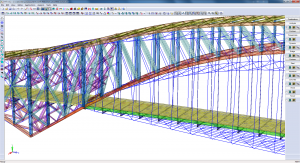 The Ontario government has adopted upgraded bridge design codes in CSA S6.