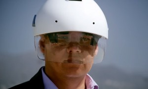 Wearable technology like a Smart Helmet could revolutionize construction