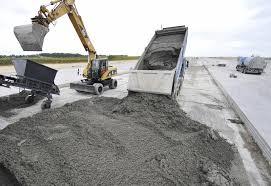 cement concrete paving