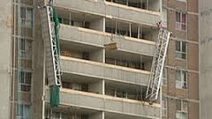 On Christmas Eve, 2009, five workers plunged 13 storeys when the swing stage they were working on split apart. None of the workers were using safety lines. Four died in the accident