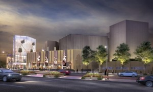 Renovations to the National Arts Centre in Ottawa are to be complete by July 1st 2017.