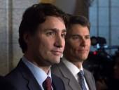 Trudeau with FCM BCCaucus