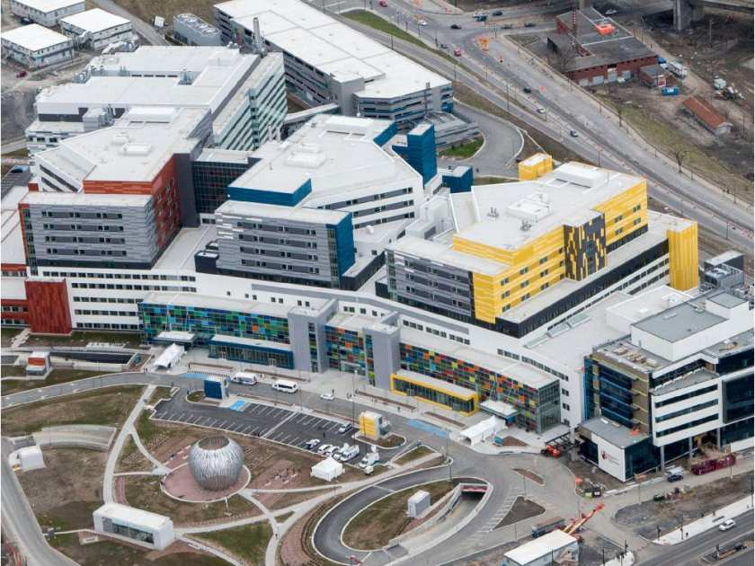 McGill University Health Centre, Glen Site.