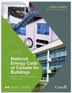 National Energy code cover