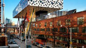 Ontario College of Art and Design.