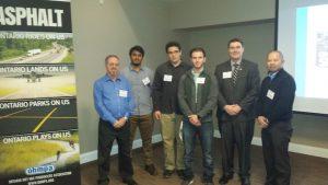 OHMPA's Road Scholars.