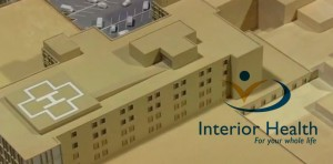 New Penticton Regional Hospital (PRH).