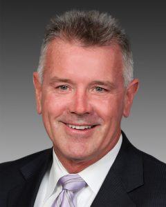 Kevin Flynn, Minister of Labour.