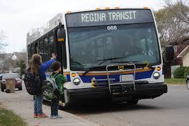 Regina Transit.