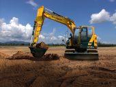 Hyundai, excavator, compact-radius
