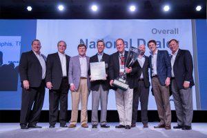 Mack Trucks North American Dealer of the Year