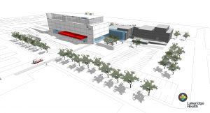 Bowmanville hospital redevelopment