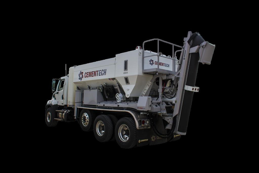 Cemen Tech volumetric concrete mixer