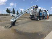 Vactor HXX-QX vacuum excavation truck