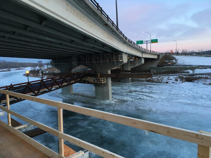 Crowchild Bridge