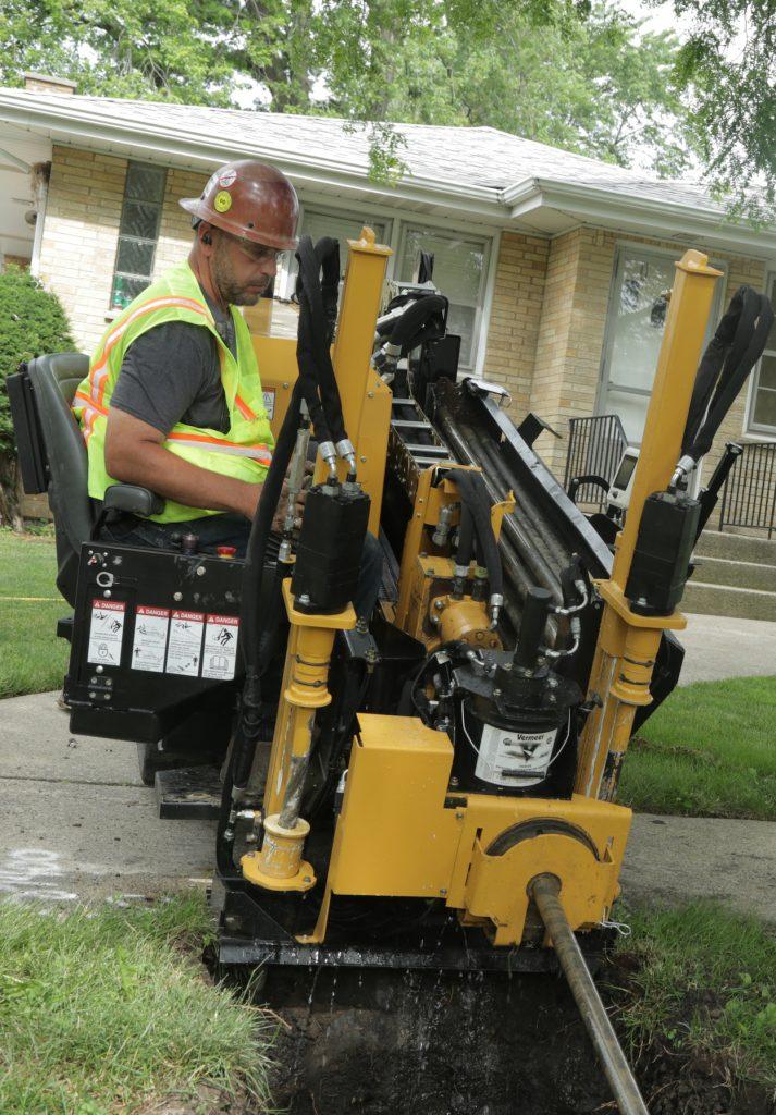 Vermeer d8x12 drill