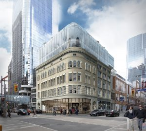 CF Toronto Eaton Centre 2 Queen Street West restoration