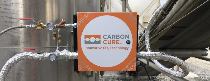CarbonCure Technologies Airgas partnership Air Liquide