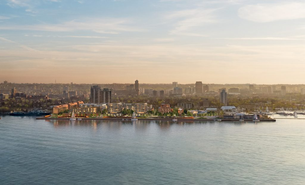 hamilton waterfront redevelopment project pier 8