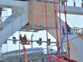 Transportation, New Champlain Bridge, General Workers' Activity, March 2018.