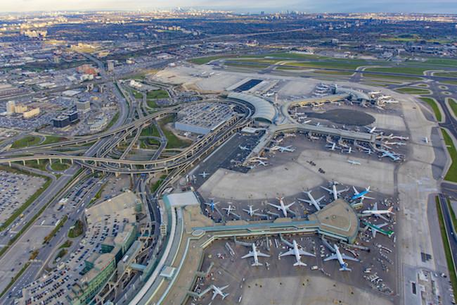 Greater Toronto Airports Authority-Toronto Pearson wins environm