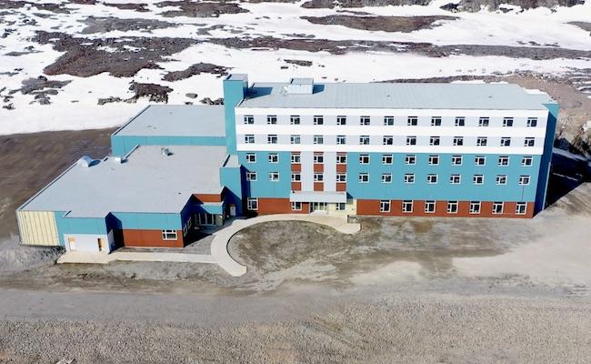iqaluit hotel modular