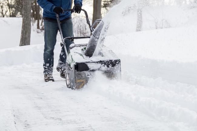snow removal snowblower