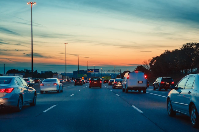 toronto_highway traffic